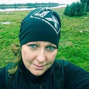 Linda Åkesson - friluftsliv med barn