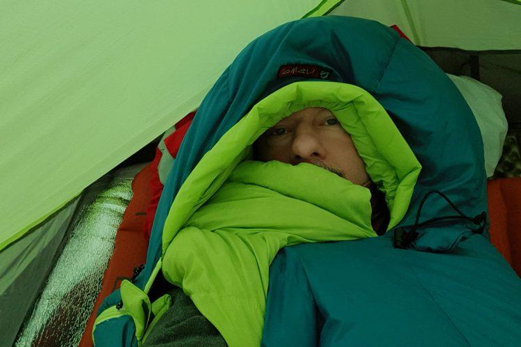 Att kunna sova gott efter en lång vandringsdag är oerhört värdefullt