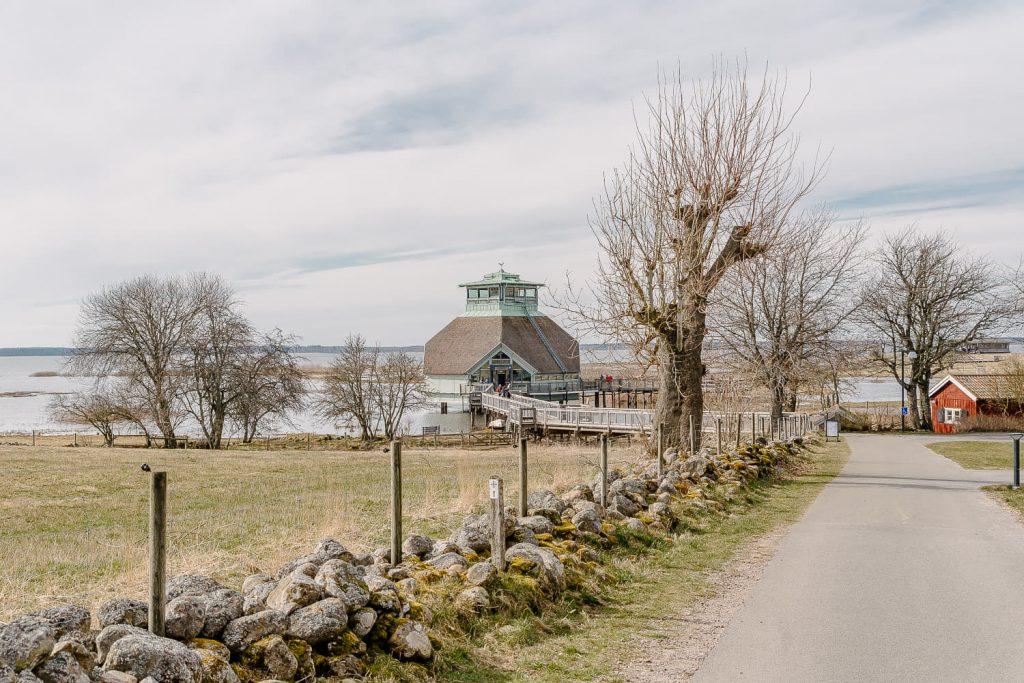 Naturum vid Hornborgasjön