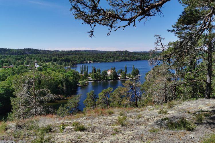 Vassviksberget - naturreservat i Ydre kommun, Östergötland