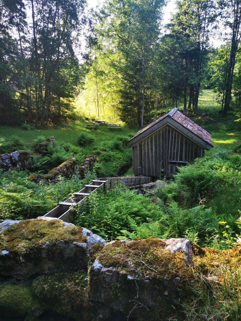 Björns kvarn i Risveden