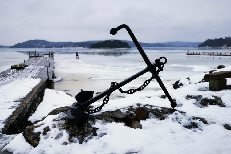 Vackra detaljer när vi kom fram till havet söder om Ljungskile
