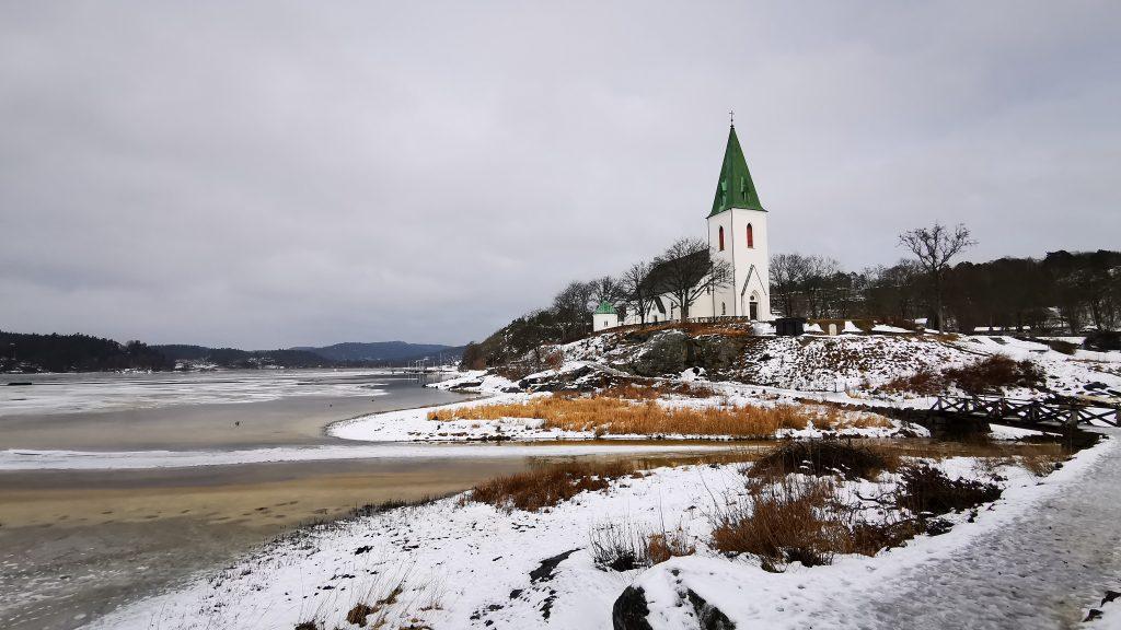 Ljung kyrka, Ljungskile