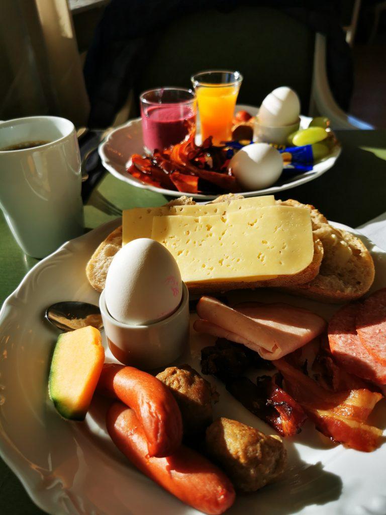 Frukostdags på Lundsbrunn Resort & Spa