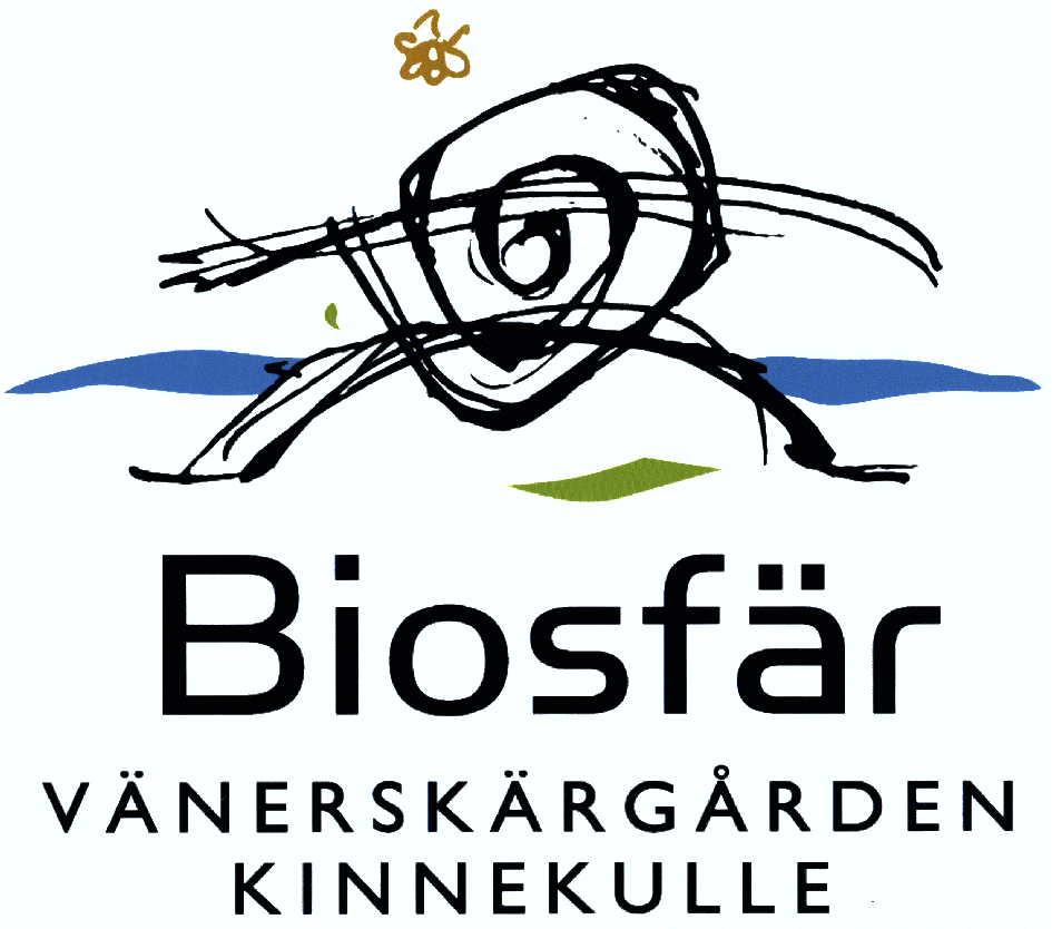 Biosfärområde Vänerskärgården Kinnekulle - här går biosfärleden